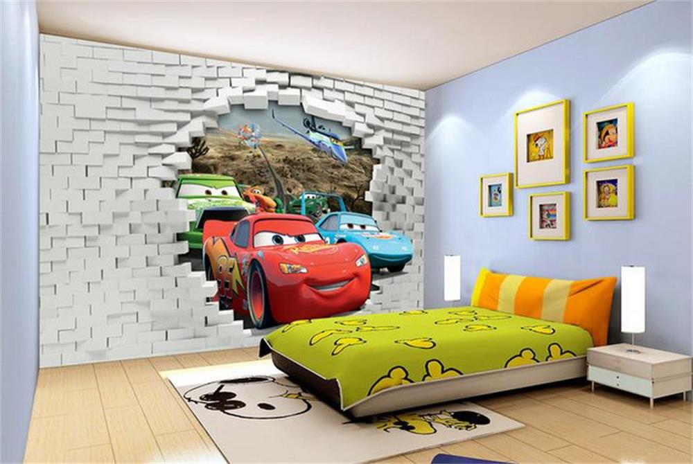 38 impeccable kids room decor ideas homebliss for 3d wallpaper bedroom ideas