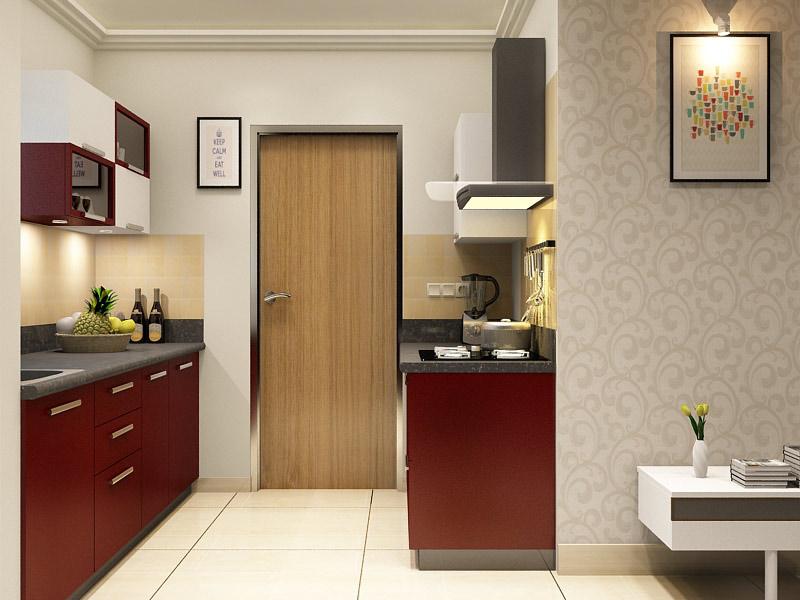 15 hot trend kitchen interior ideas homebliss for Modular parallel kitchen designs