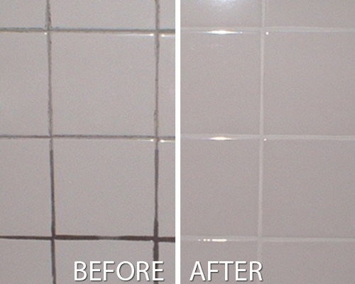 1A. Grout Cleaning
