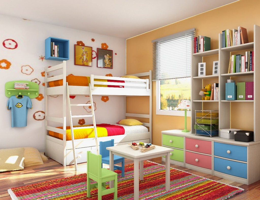 decorations-for-kids-room-boys-paint-curtain-boy-bedroom-super-colorful-bedroom-teens-interior-designs-bunkbed-storage-1024x787
