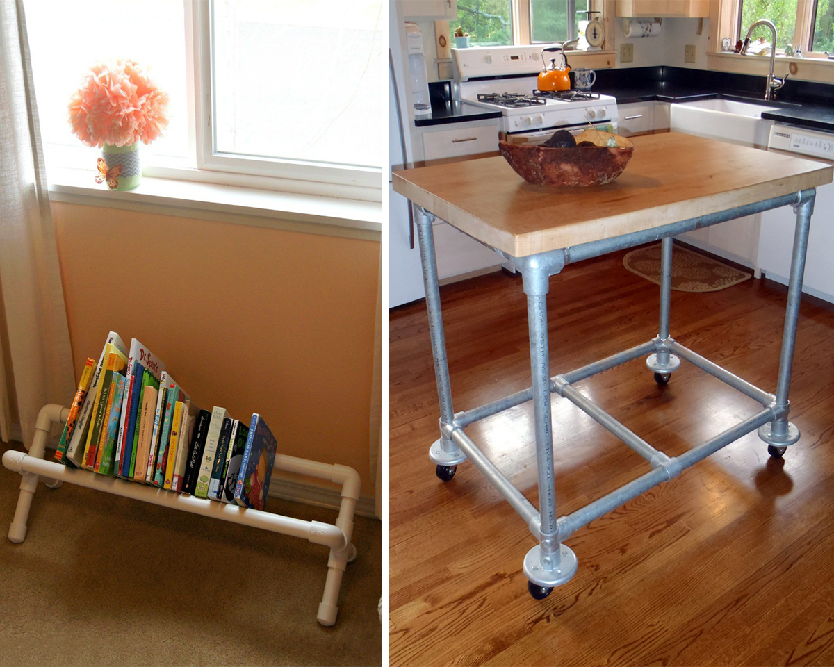 12.pvc pipe table
