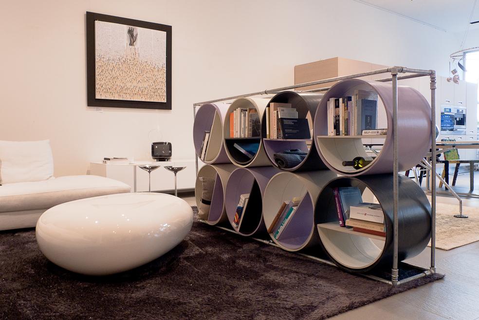 16.pvc pipe unique shelves