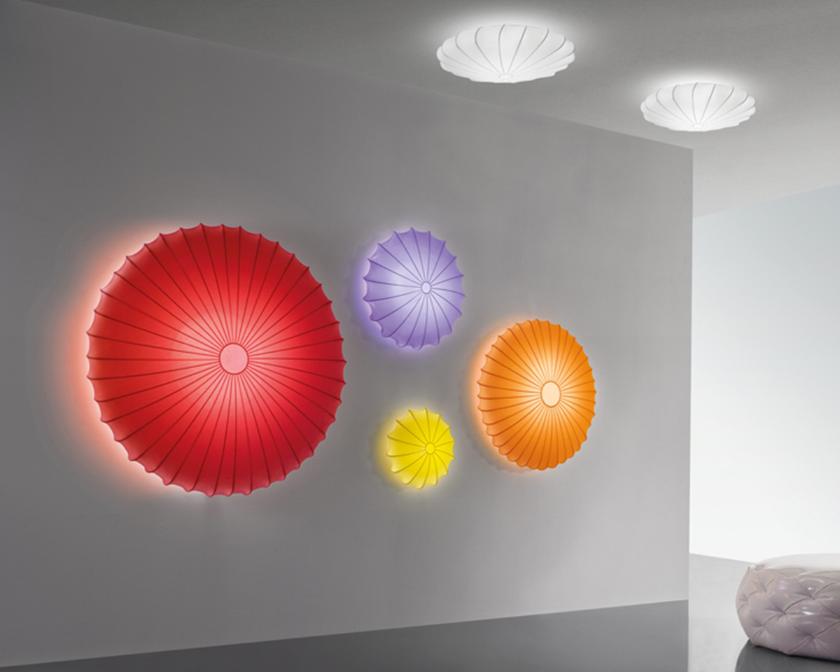 15 unique led wall lighting fixture that will change the look of 8 aloadofball Choice Image