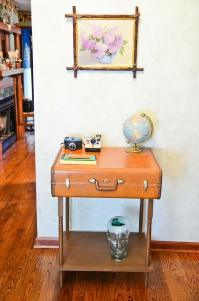 12.Suitcase table upgrade