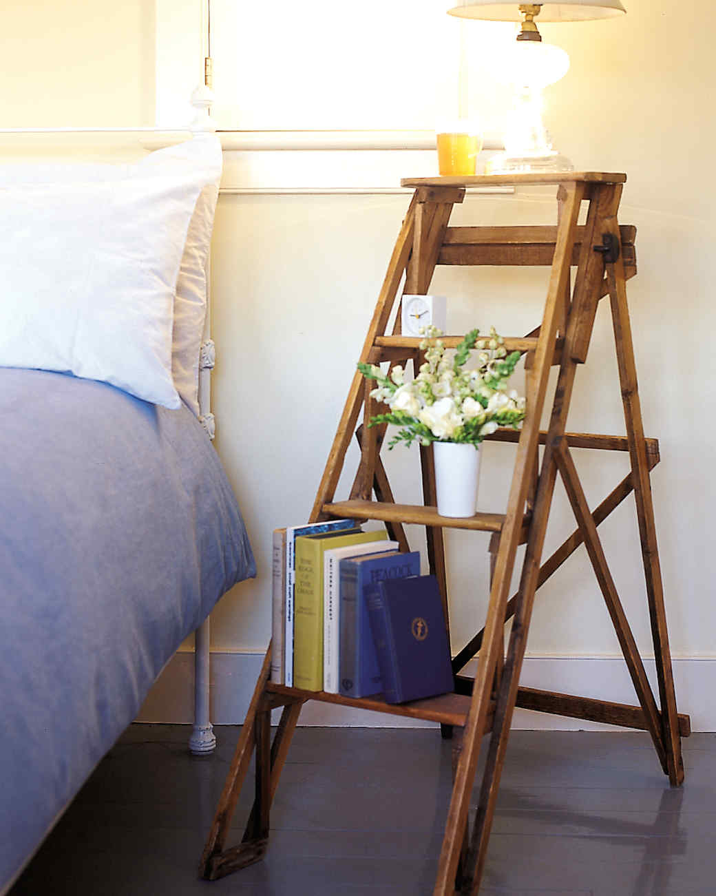 13.ladder night stand
