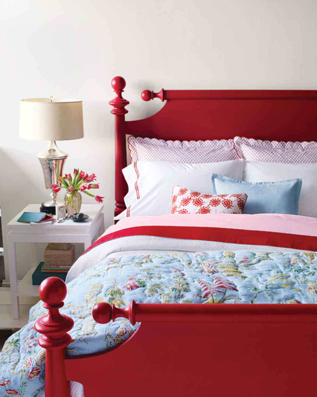2.pop color bed