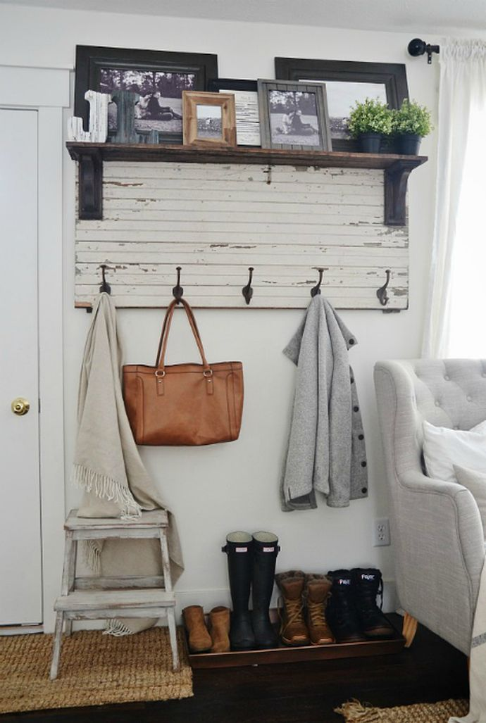 8.diy entry way decor