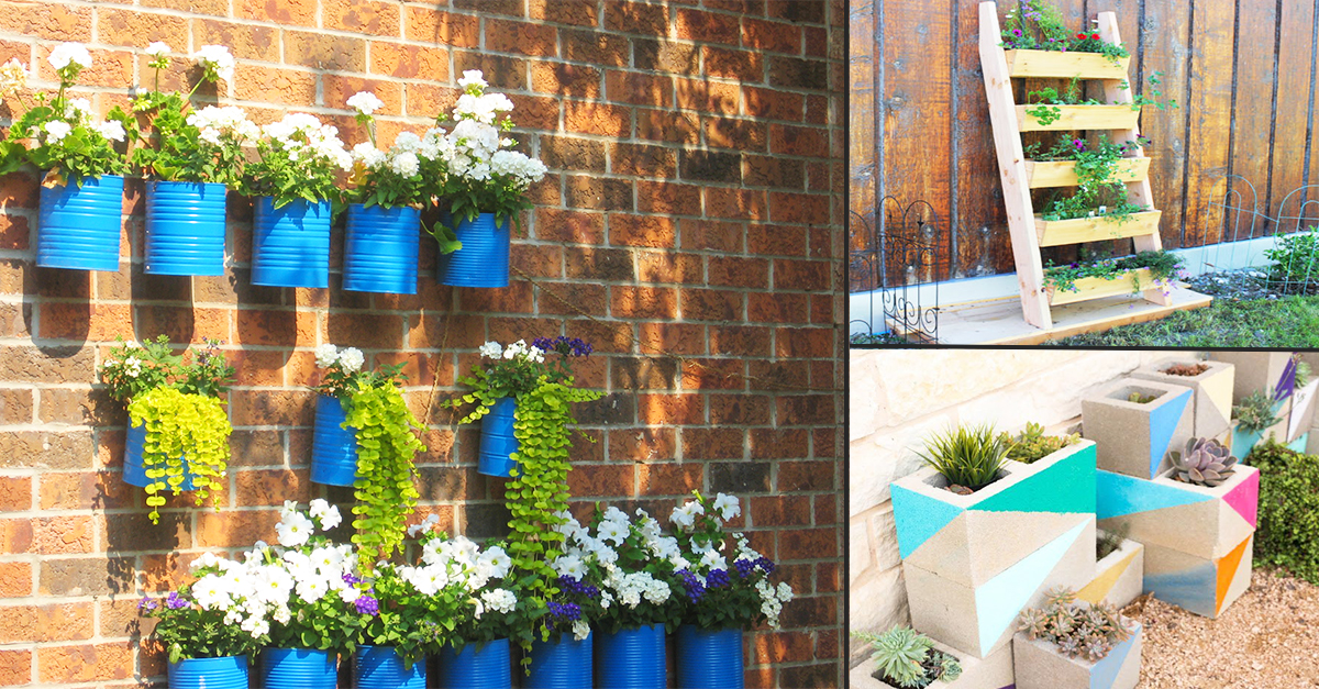 10 Inexpensive Ways To Make Your Garden A Pure Bliss