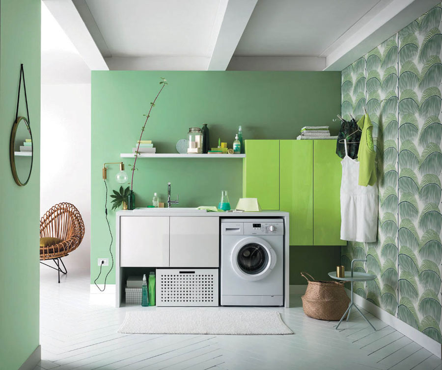 Greenery is an apple or grass-toned colour