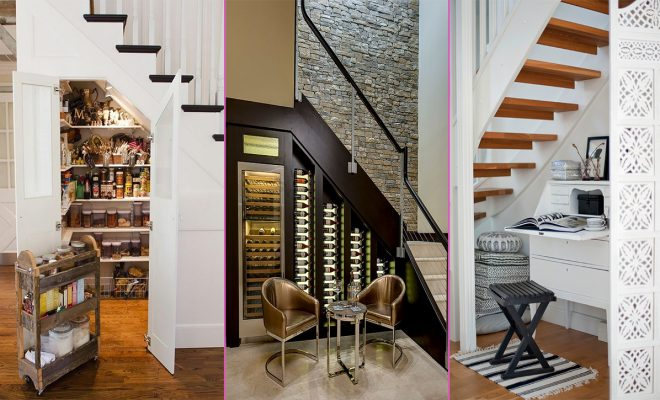 Under Staircase Storage And Decor Ideas That Will Blow Your Mind Homebliss