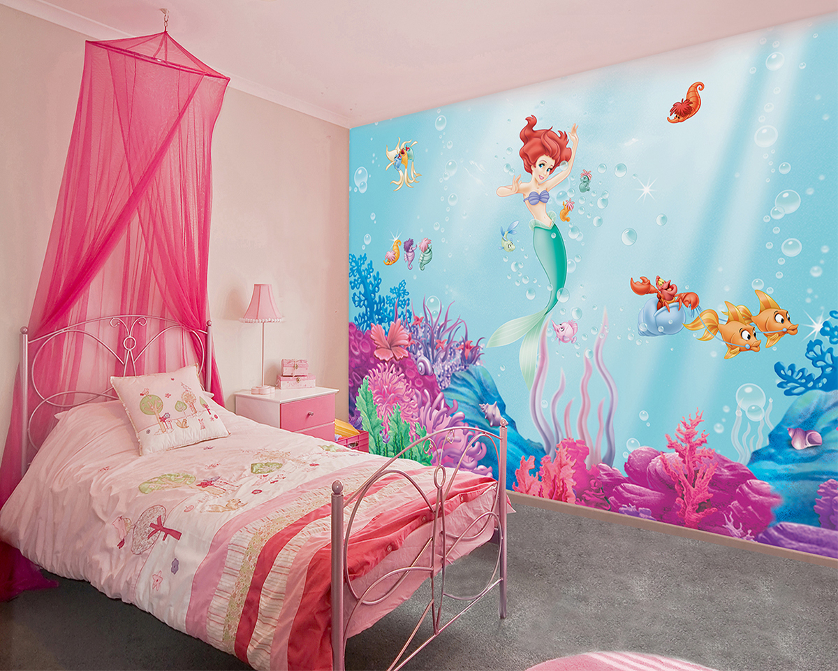 7 Inspiring Kid Room Color Options For Your Little Ones: 13 Disney-Themed Kids Room Decor Ideas Your Kid Will Fall