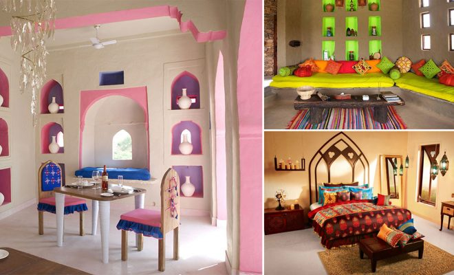 Rajasthani Decor Ideas Archives - Homebliss