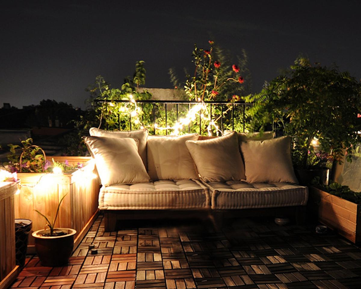 balcony lighting. balcony lighting
