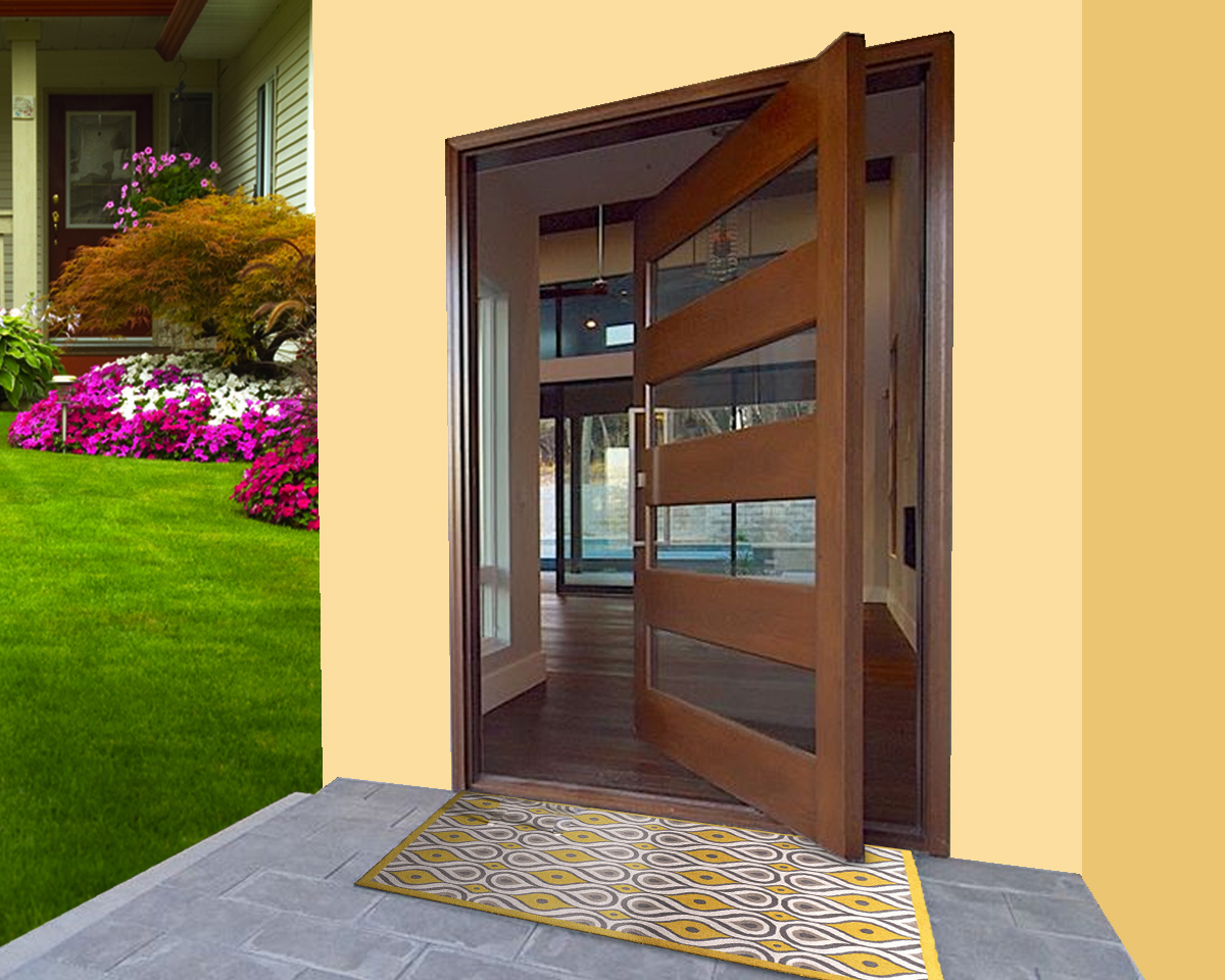 By changing the shape of your primary entryway you will have the capacity to acquire all the more good fortunes and inspiration. Additionally the color of ... & Know How: 6 Vastu Tips for Home Entrance that will Promote Positive ...