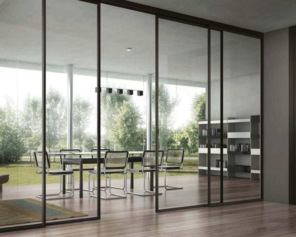 8 types of doors that will beautify of your home homebliss for Types of sliding glass doors
