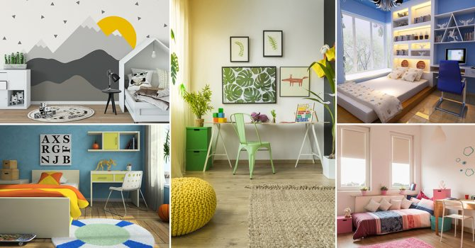 From The Experts Desk 8 Basic Rules To Design Your Kids Room Homebliss