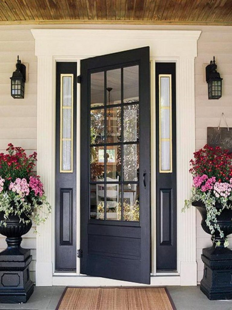8 types of doors that will beautify of your home homebliss for Types of doors for houses