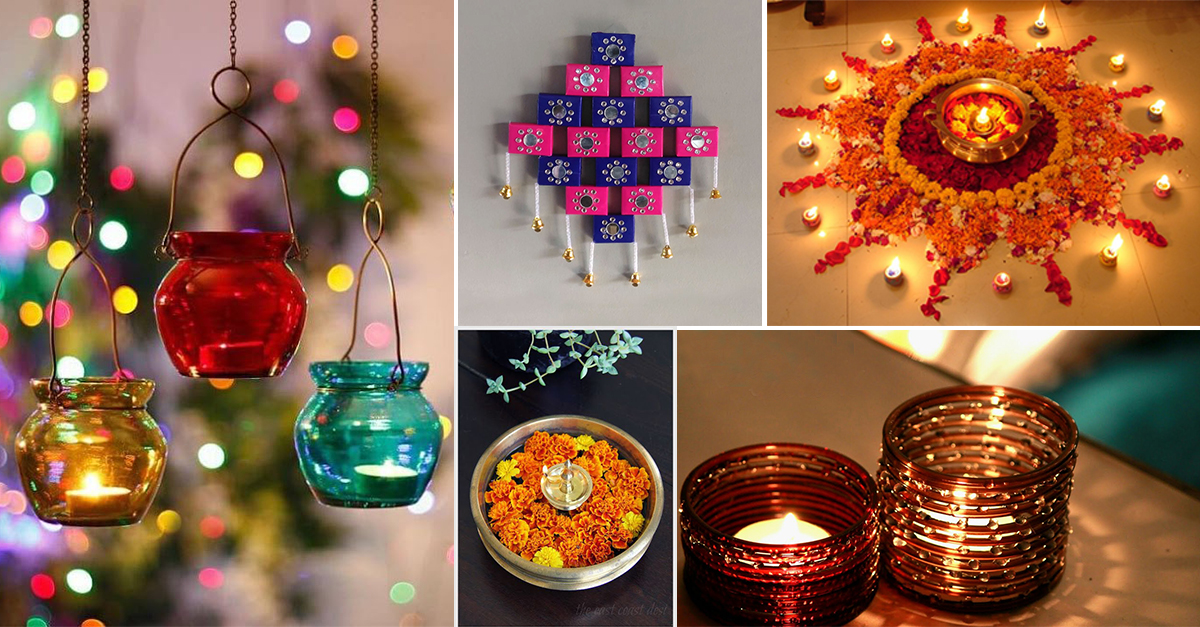 20 Diwali Decorating Ideas That Will Brighten Up Your Home Homebliss