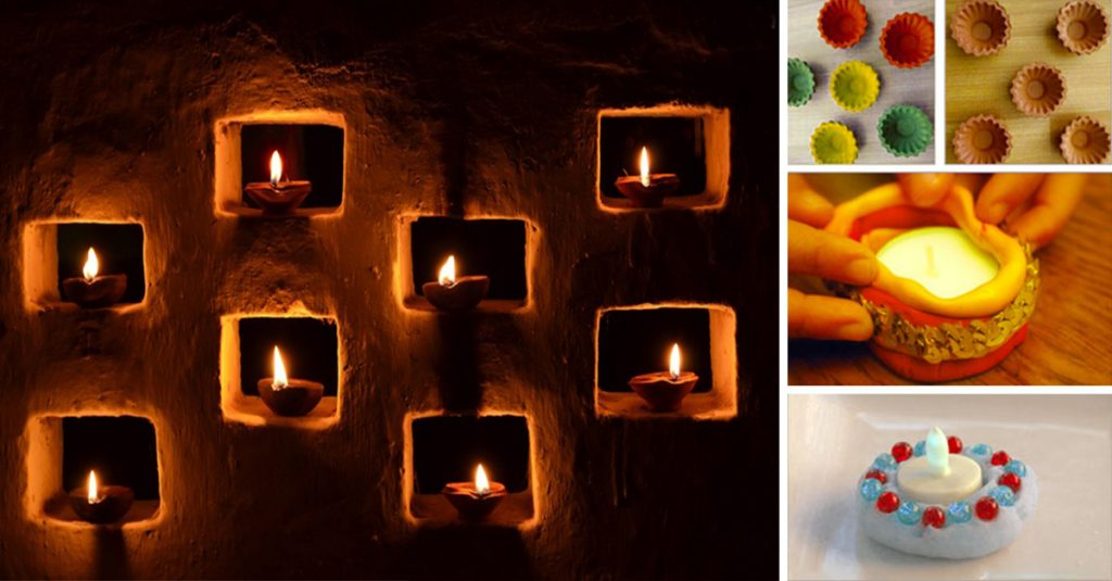 Diwali Decorations Ideas Home Part - 41: Diwali Is One Of The Most Gleeful Festivals Of Our Country! Celebrated For  Five Days, Diwali Connotes The Triumph Of Light Over Darkness, Knowledge  Over ...