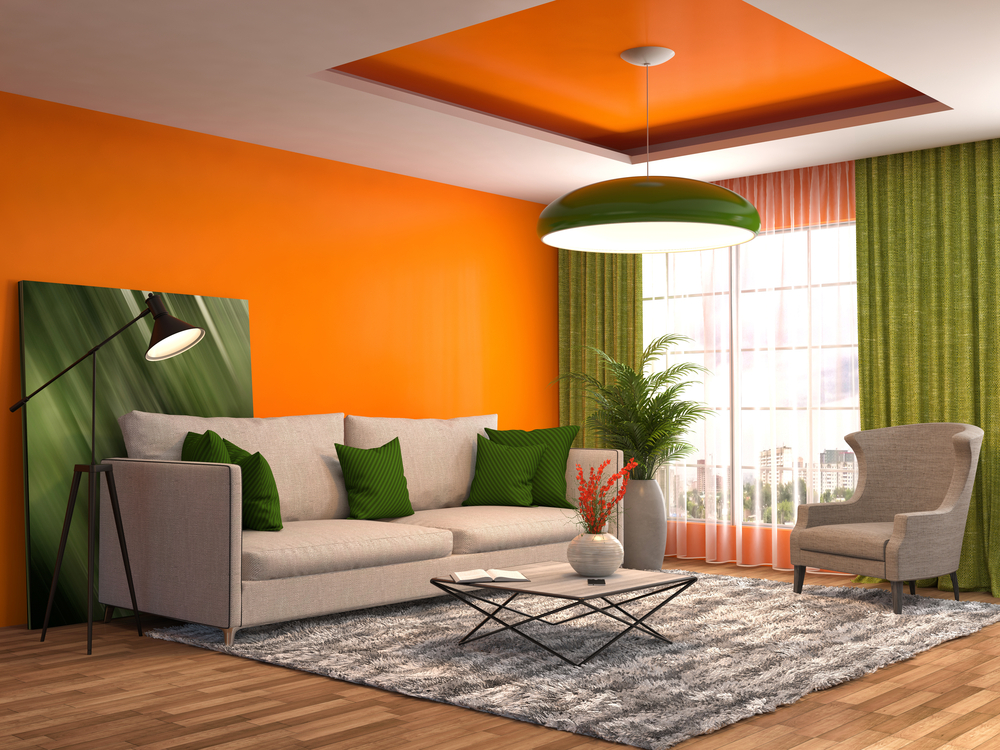 decorating your living room. The color pallet is the most critical aspect while decorating any room  And if you have a big living then we suggest using vibrant colors like citrus How to Decorate your Living Room Like an Expert Homebliss