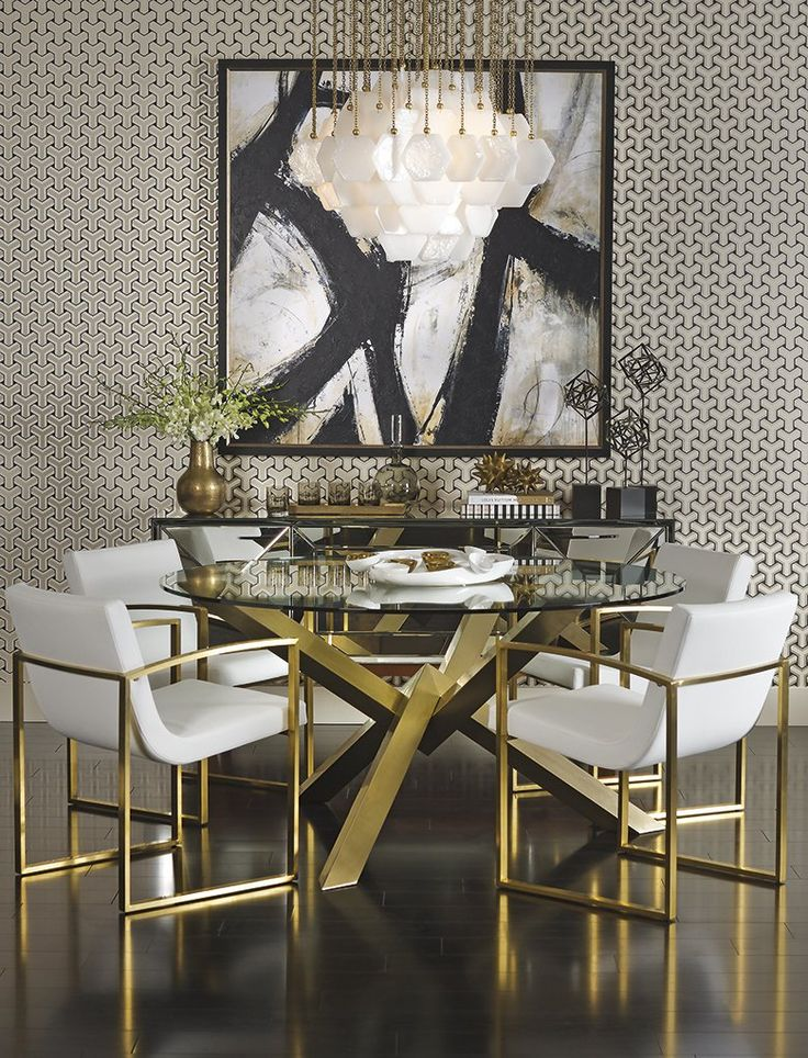 Add Glitz And Gold To Your Interiors - Homebliss