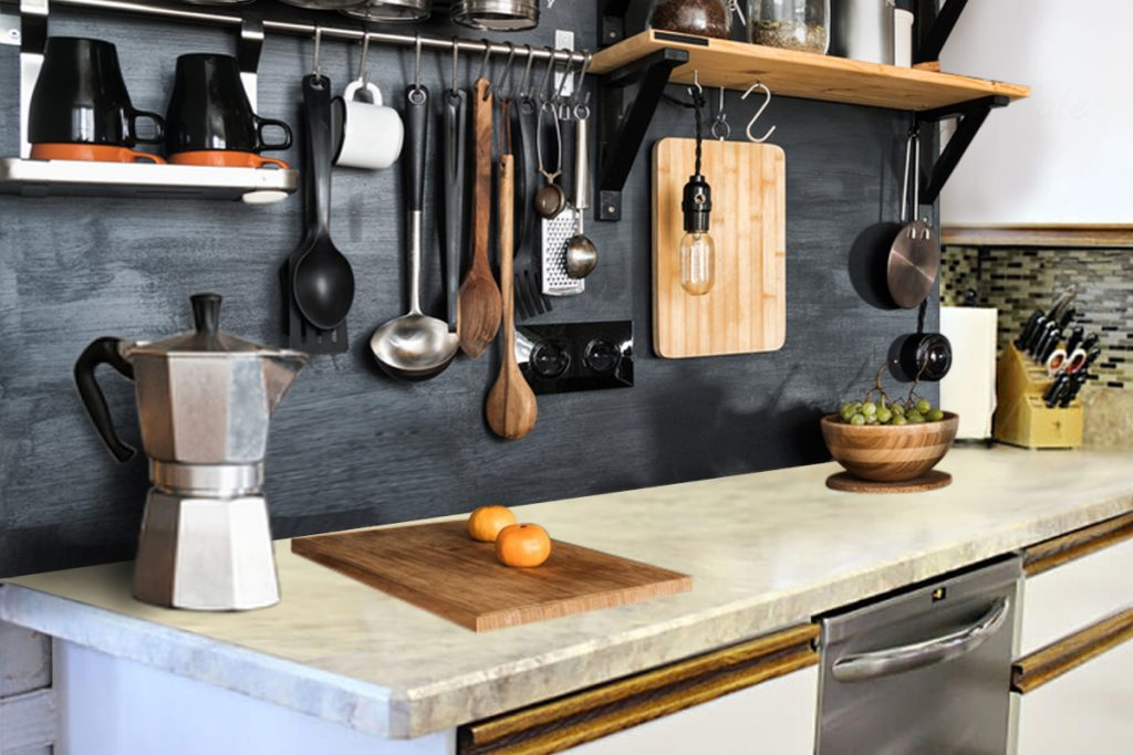 7 No Cost Diy Kitchen Countertop Ideas You Will Love Homebliss