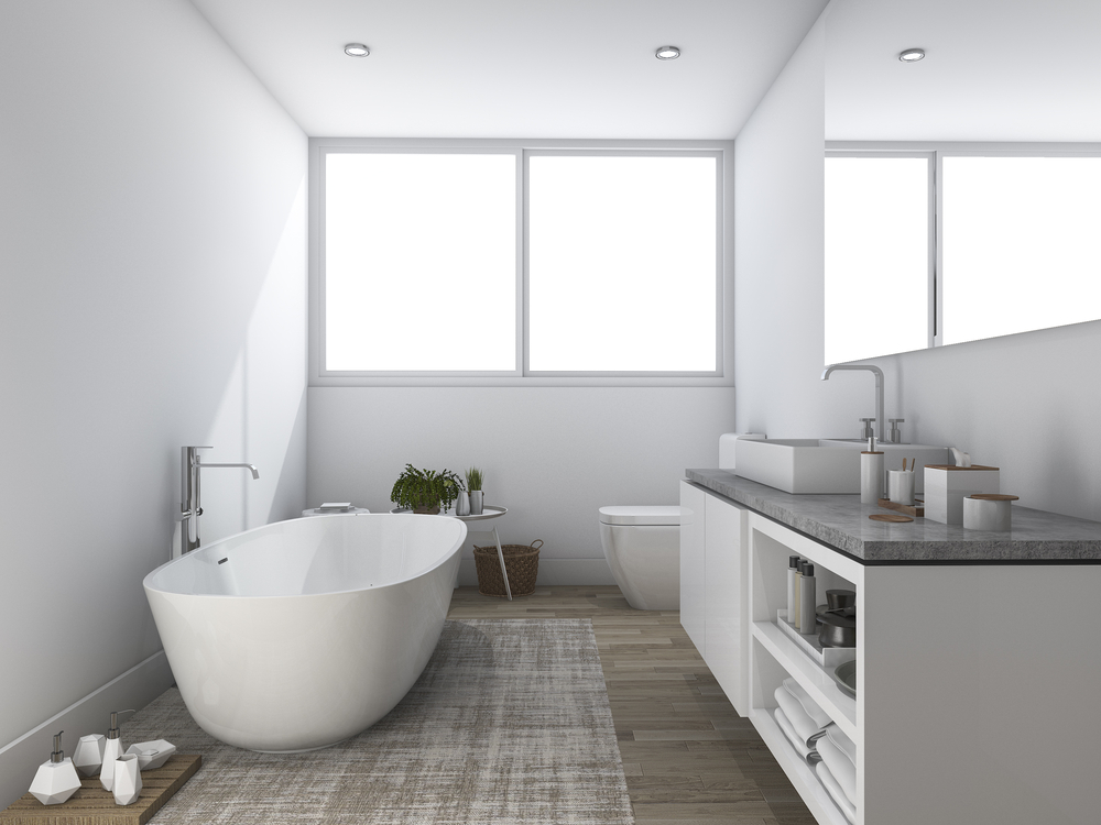 15 Chic & Cheap Ways to to Make Your Bathroom Look ...