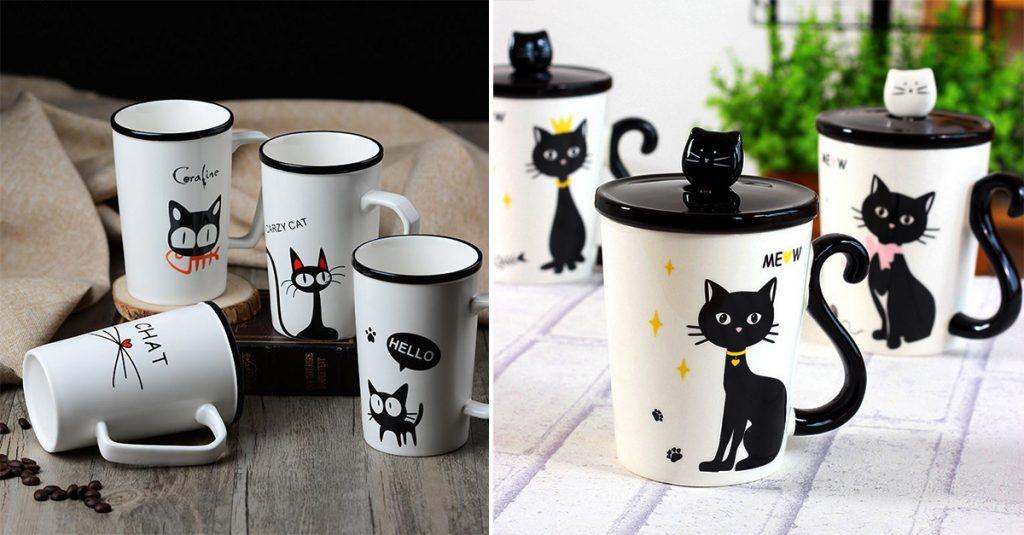 Cat Coffee Mugs