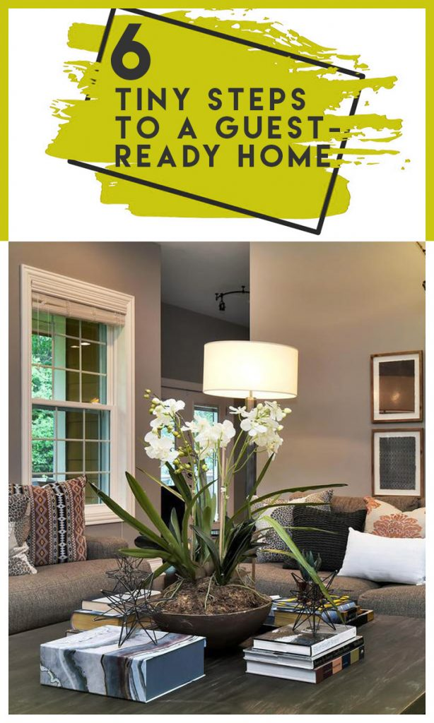 Guest-Ready Home