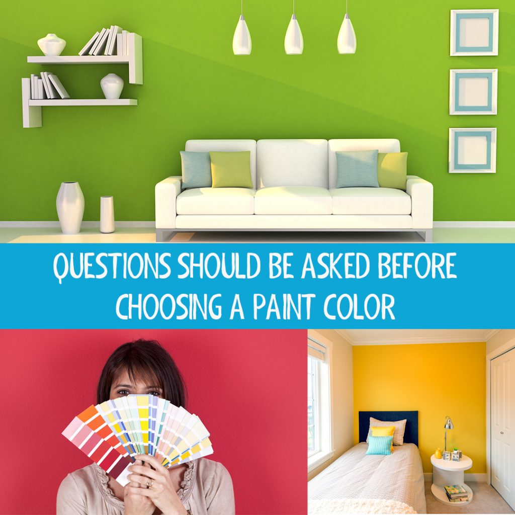How to Choose the Right Paint Color for your Home? - Homebliss