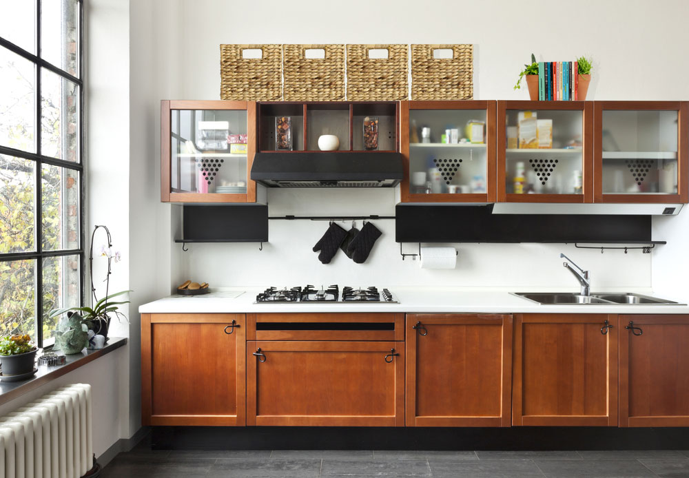 8 Ways To Make Cabinets More Space Efficient