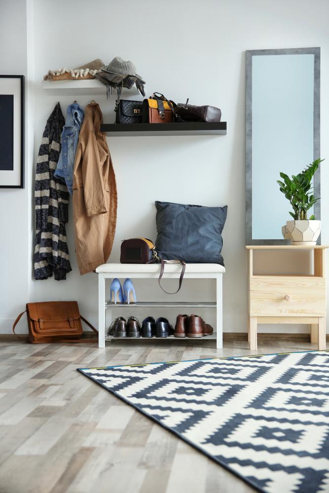 10 Creative Entryway Storage Ideas