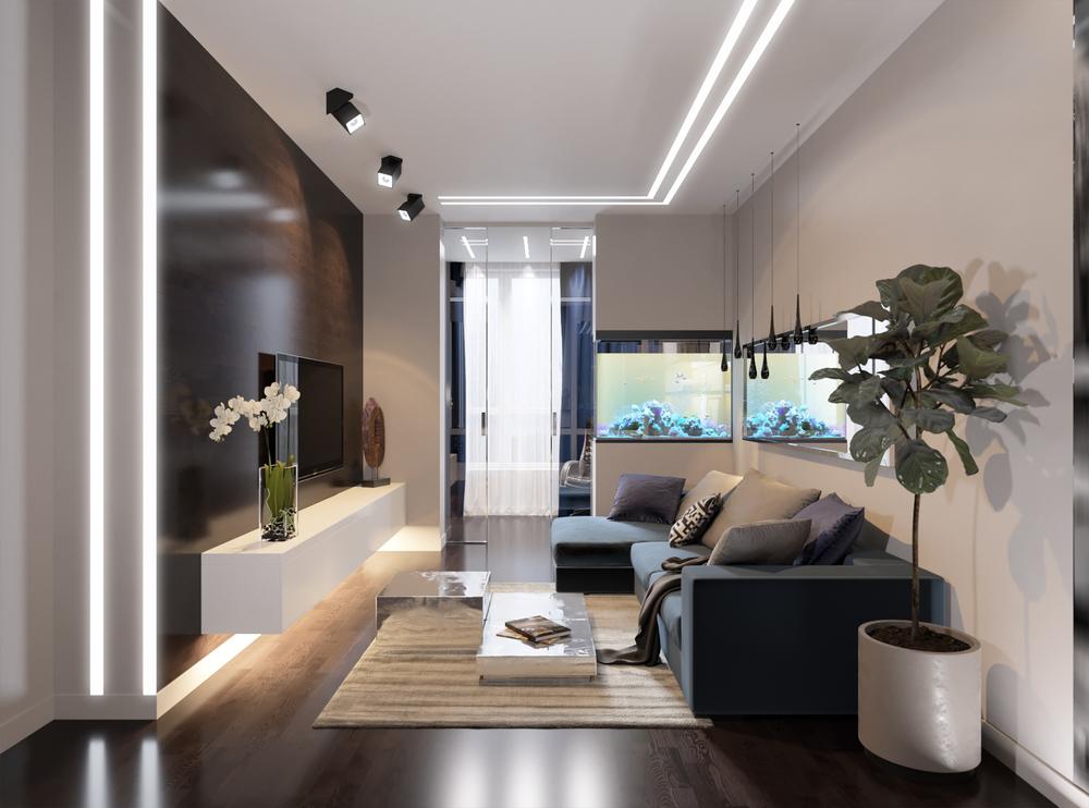 Living Room Decor Trend