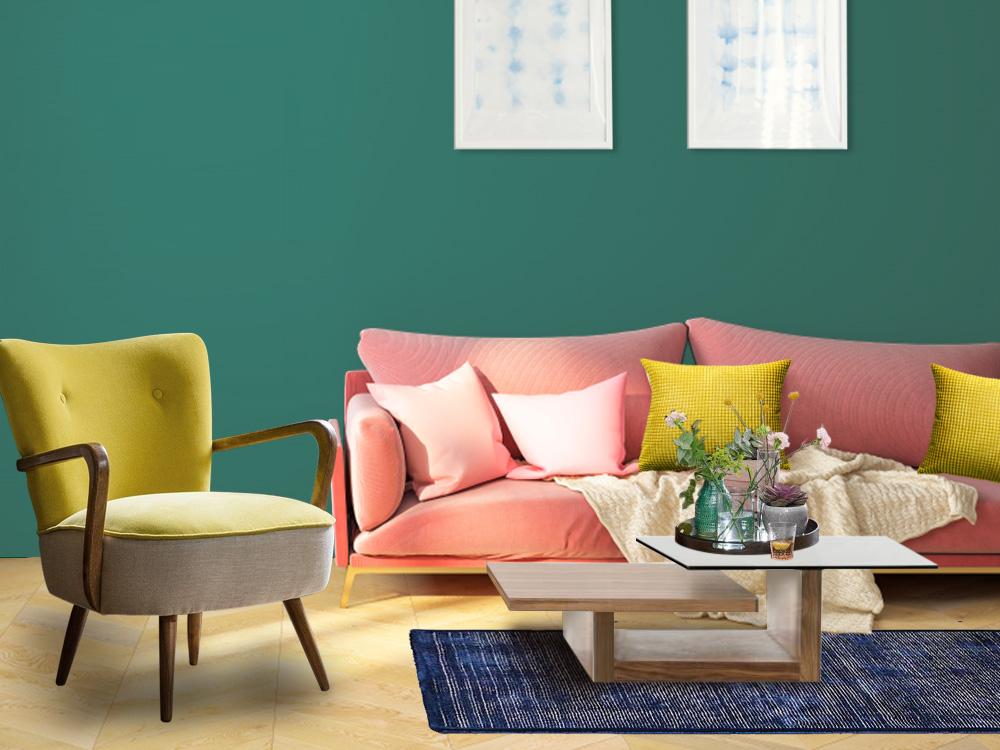 Homebliss Living Room Design