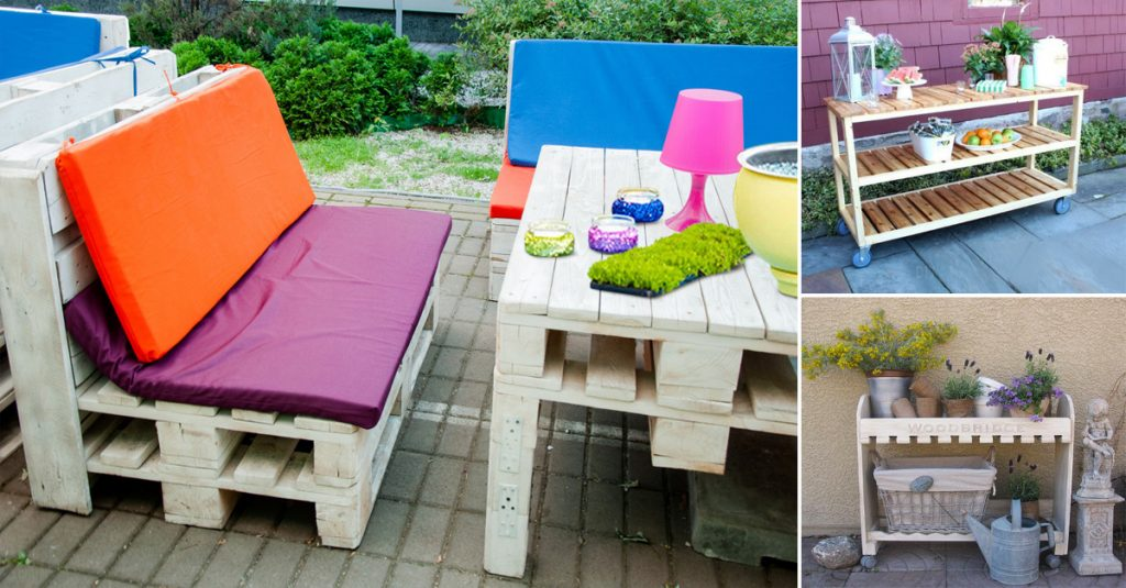 9 Practical DIY Outdoor Storage Ideas