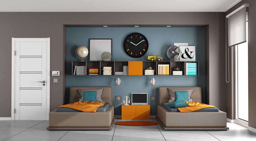 Unique Color Combinations for home