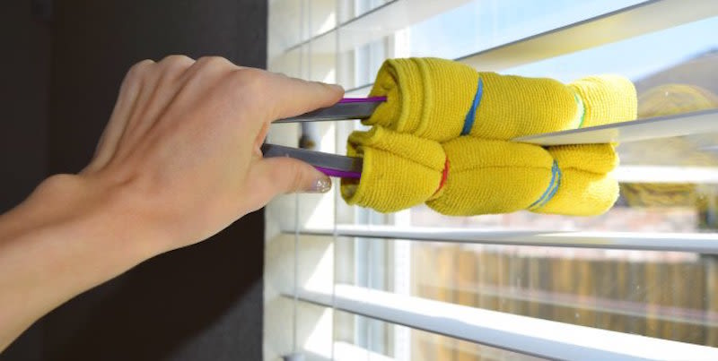Window Blind Cleaner