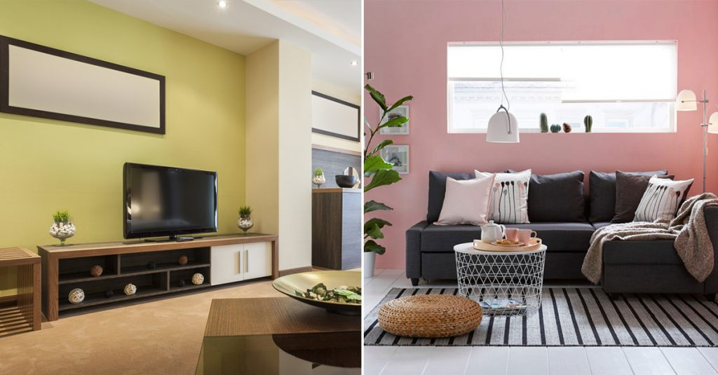 Living Room Decor Trends