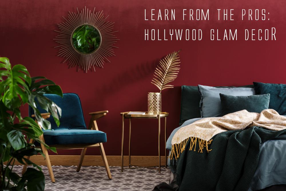 Hollywood Glam Decor