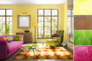 Top 5 Pastel Shades to decorate your home with