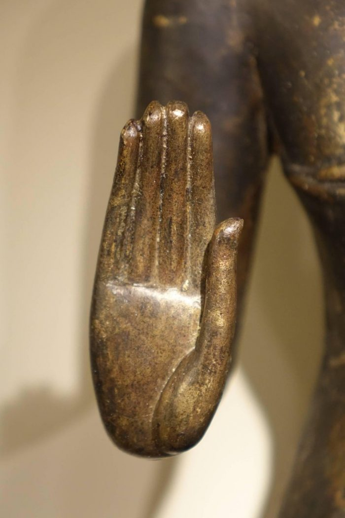 The Meaning And Significance Of Buddha Hand Gestures For