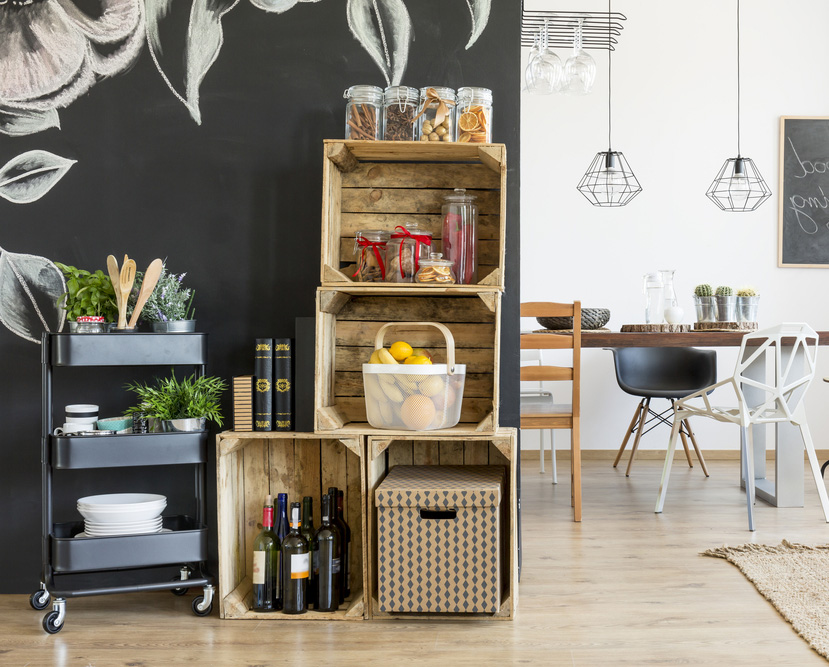 7 Smart Dining Room Storage Ideas For Indian Homes