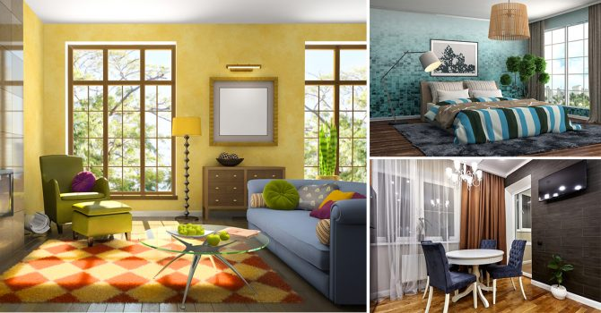 Things To Keep In Mind When Decorating Your First Home - Homebliss