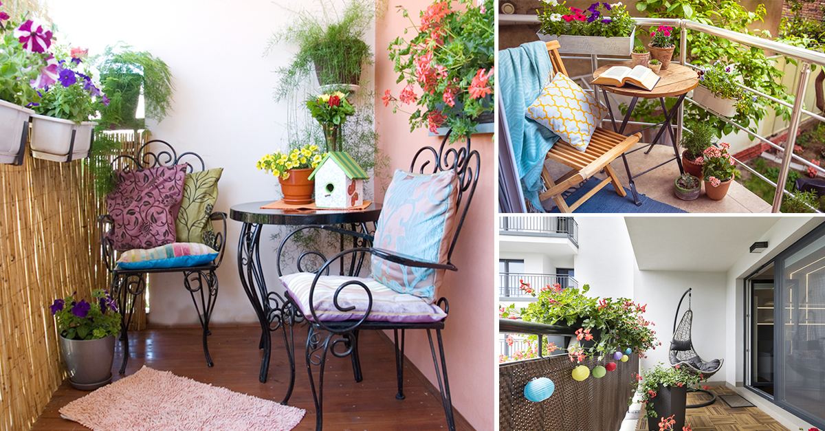 9 Genius Balcony Decorating Ideas For Indian Homes
