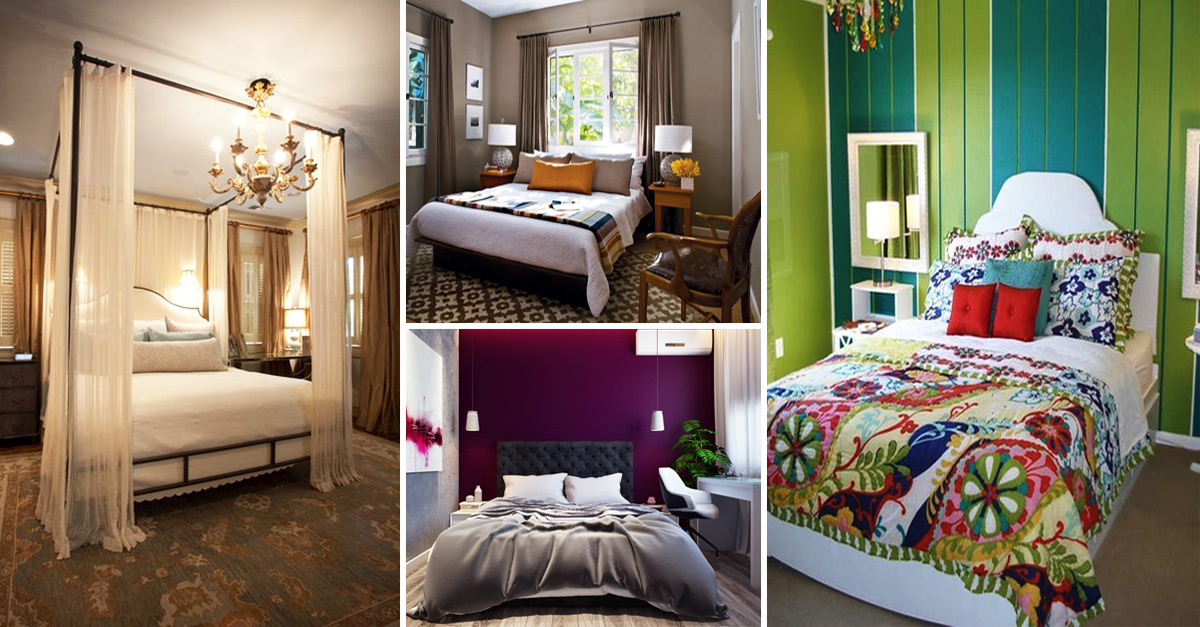 9 Clever Small Bedroom Solutions