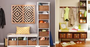 Entryway Storage Solution