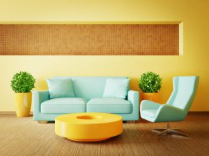 Colors to use in your home to Improve Your Productivity