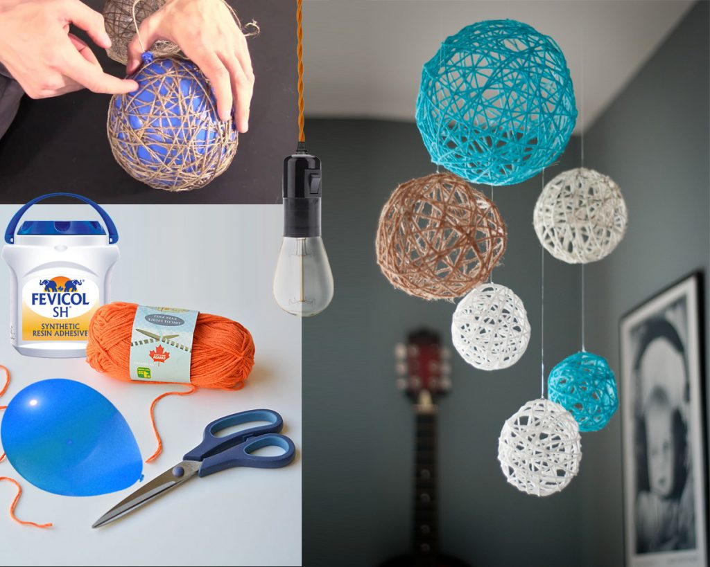 DIY Statement Light