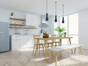 Advantages of Open Shelving in Kitchen
