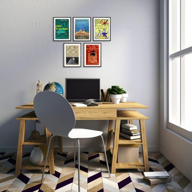 DIYs for Blank Walls
